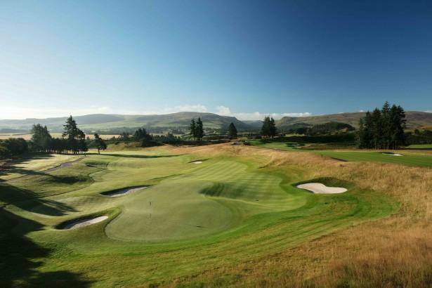 PGA Course, Gleneagles