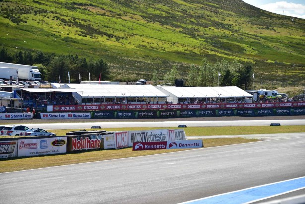 Knockhill Hospitality Marquee2