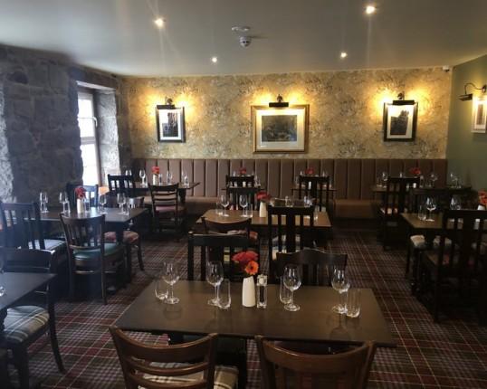 Scone Inn restaurant