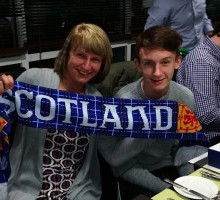 Laura & Brodie Duff, OUI Scotland Ltd